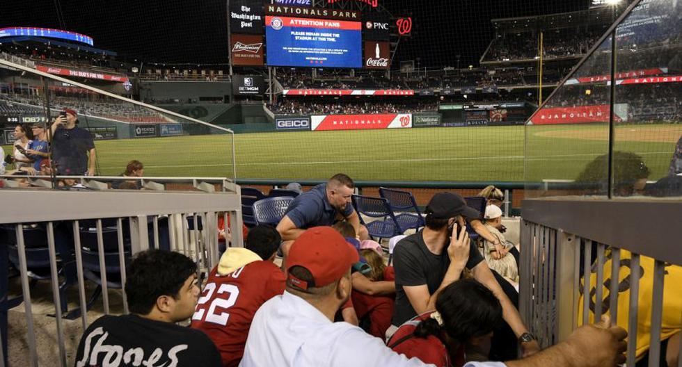 Washington Baseball Stadium Shooting: At least 4 people injured in shooting outside a baseball stadium in Washington
