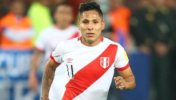 """Perú vs. Francia: """"No tenemos que minimizarnos"""", dice Raúl Ruidíaz. (Foto: AFP)"""