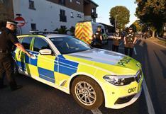"""Policía británica califica el asesinato del diputado David Amess como """"incidente terrorista"""""""