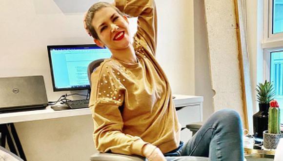 La detección temprana ayuda a ganar esta batalla y este el mensaje que promueve la actriz Anahí de Cárdenas. (Foto: anahidec / Instagram)