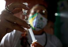 Una de las primeras vacunadas en Brasil se contagia de coronavirus a tres días de recibir segunda dosis