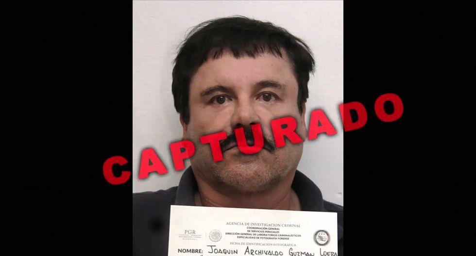 La profunda caída de El Chapo Guzmán, el capo mexicano que será sentenciado en Estados Unidos | Cartel de Sinaloa | Estados Unidos | Nueva York. Foto: AFP