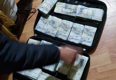 Junín: Incautan maleta con cerca de medio millón de soles durante allanamiento a 'Los Dinámicos del Centro'