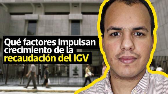 ¿Qué factores están impulsando el crecimiento de la recaudación del IGV?