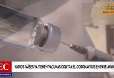 Coronavirus: tres prototipos de vacuna contra la COVID-19 muestran eficacia
