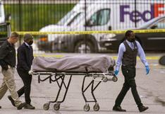 Exempleado de FedEx mata a ocho personas en tiroteo en Indianápolis, Estados Unidos