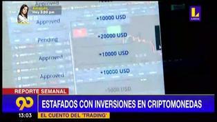 Trading: Incrementan estafas a personas que deciden invertir en criptomonedas