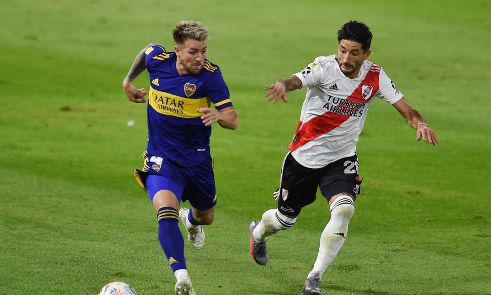 Boca vs. River: se enfrentaron en una nueva edición del Superclásico Argentino   Foto: REUTERS