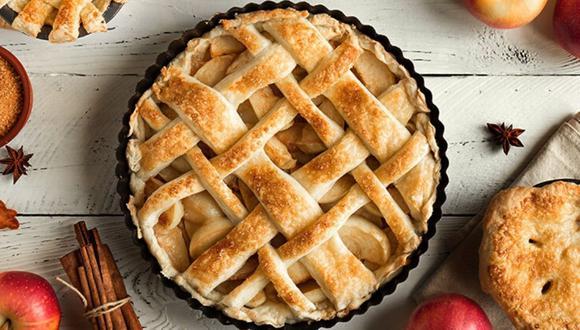 Pie de manzana. (Foto: Diariamente Ali)