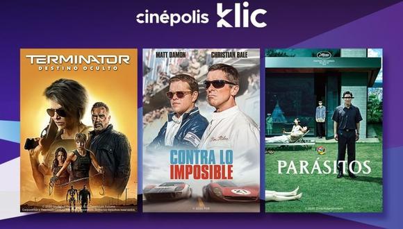 Cinépolis Klic permite que el usuario alquile o compre películas en streaming sin suscripciones. (Foto: Facebook oficial)