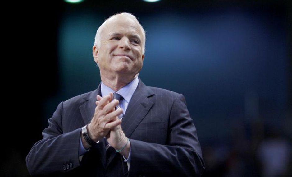 John McCain fue una de las voces más activas en Washington en favor de la normalización de las relaciones con el gobierno comunista de Vietnam. (Foto: Reuters)