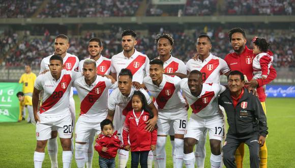 Perú hará su debut por Eliminatorias ante Paraguay en Asunción. Luego recibirá a Brasil. (Foto: Violeta Ayasta)