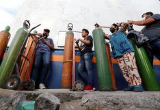 México registra su peor récord desde el inicio de la pandemia de coronavirus: 1.548 muertos en un día