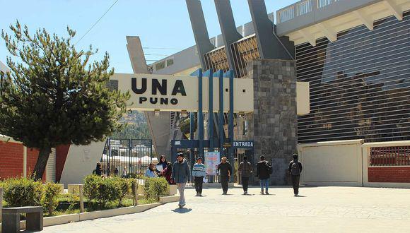 Puno: Universidad Nacional del Altiplano cede su megalaboratorio para instalación de hospital (Foto: UNA - PUNO)