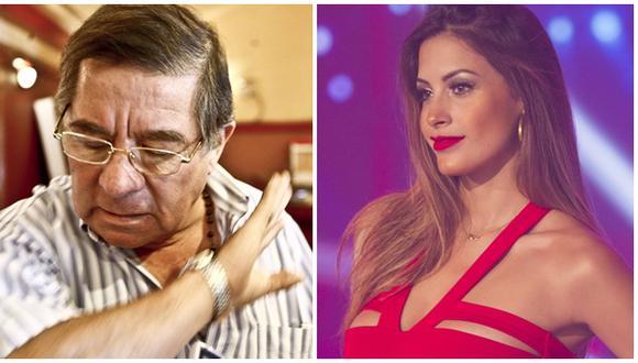 "Betito Aguilar: ""No volveré a convocar a Milett Figueroa"""