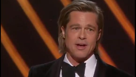 "Oscar 2020. Brad Pitt ha barrido con la temporada de premios con su papel como el doble de acción Cliff Booth en la cinta ""Once Upon a Time in Hollywood"". (Foto: ABC)"