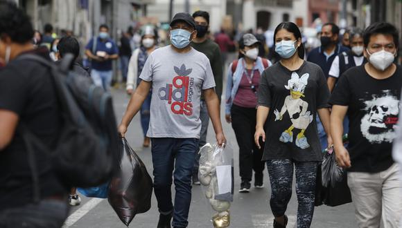Lima seguirá jugando un rol importante en la evolución de los contagios dado su peso poblacional y elevada cantidad de población susceptible. Según resultados preliminares de un estudio de seroprevalencia, el 60% de la población (casi 6 millones) aún no ha contraído el virus (Foto: Violeta Ayasta)