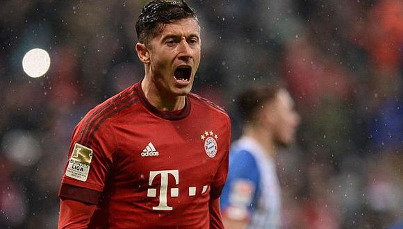 Bayern Múnich ganó 2-0 a Hoffenheim con doblete de Lewandowski