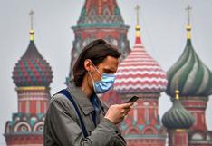 Rusia registró cifra histórica de 14.231 contagios de coronavirus en un día