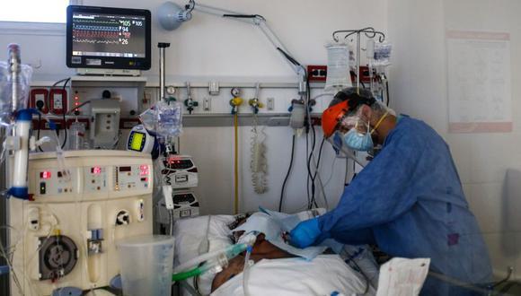 Coronavirus en Argentina | Últimas noticias | Último minuto: reporte de infectados y muertos hoy, viernes 11 de setiembre del 2020 | Covid-19 (Foto: EFE/ Juan Ignacio Roncoroni).