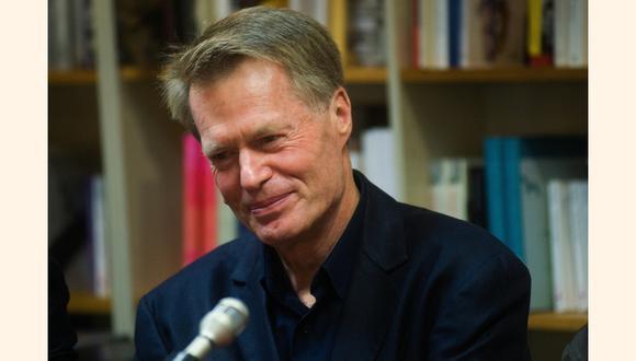 Jean Marie Gustave Le Clezio, escritor francés, recibió el Nobel de Literatura el año 2008.