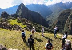 Cusco: Machu Picchu recibió menos de la mitad del aforo establecido en primer día de reapertura