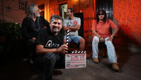 """La historia del rock peruano será contada en """"Rockumental"""""""
