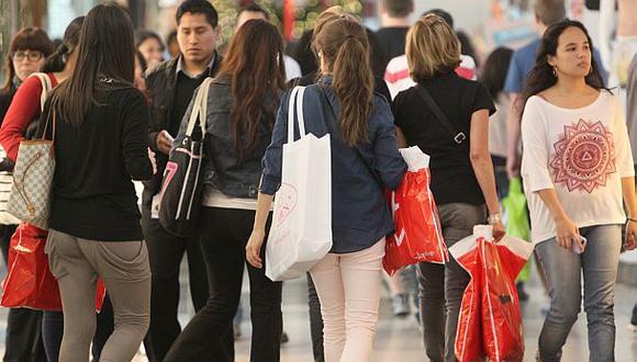 Consumo de los hogares crecería un 6% después del flojo 2013