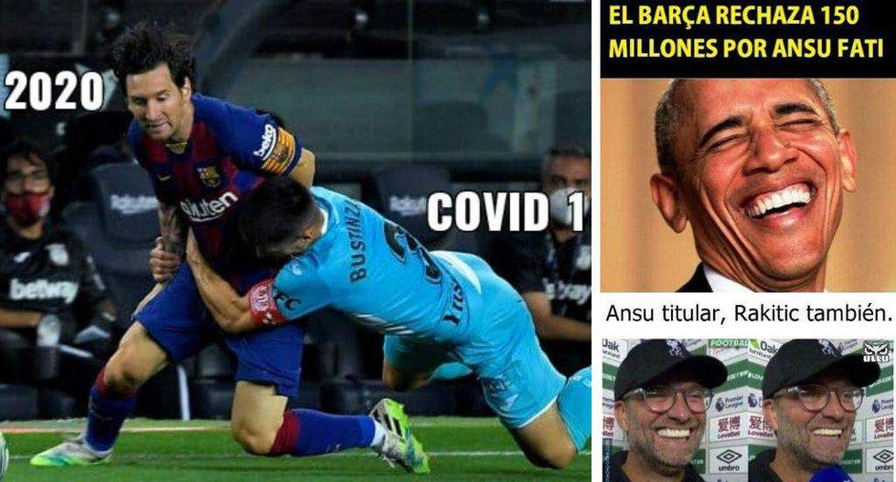 Barcelona vs. Leganés: con Messi de protagonista, los memes que el triunfo culé en el Camp Nou. (Foto: Facebook)