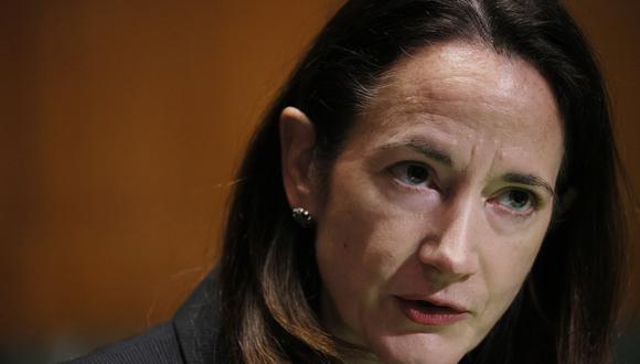 Avril Haines, la nueva directora de Inteligencia de EE.UU.