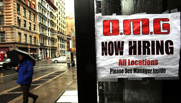 Empresas de EE.UU. crearon menos empleos de lo previsto