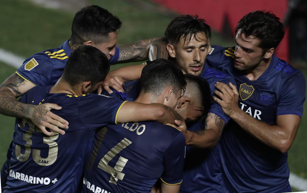 Boca Juniors enfrentó a Argentinos Juniors por la Copa Diego Maradona