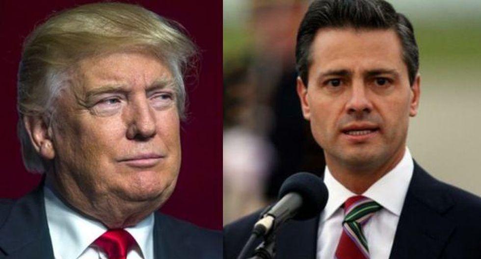 Peña Nieto responde a comentarios de Trump acerca de mexicanos