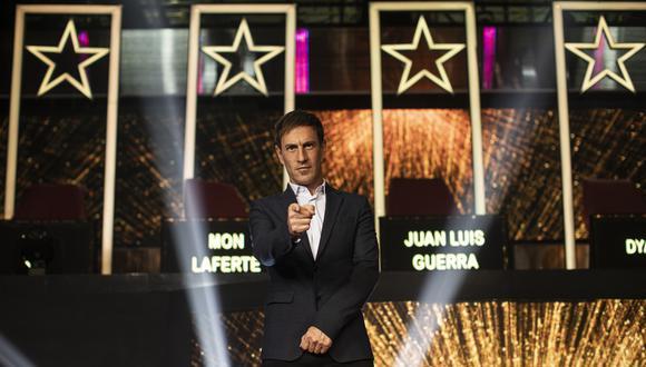 """Mauri Stern dijo que sus críticas a los participante de """"Yo Soy"""" no son parte de un guion porque nadie le dice qué hacer. (Foto: José Rojas / GEC)"""
