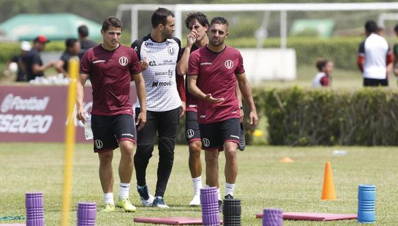 El primer equipo de Universitario no puede entrenar en Campo Mar por el desacuerdo entre la administración de Moreno y la ex gestión de los Leguía, a menos de 15 días para el retorno de la Liga 1. (Foto: El Comercio)