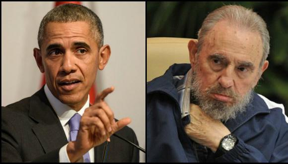 """EE.UU. tras carta de Fidel Castro: """"Todavía hay diferencias"""""""