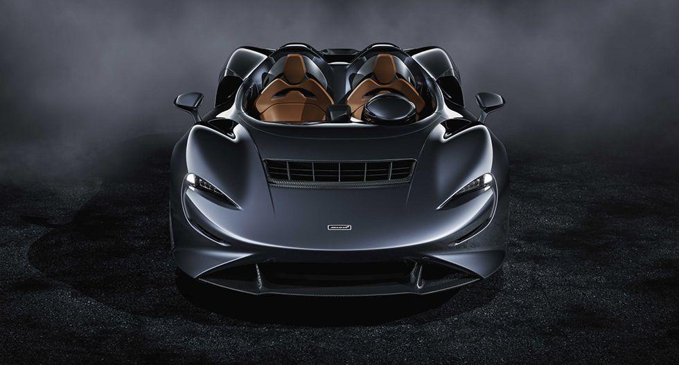 Con las características de los Ultimate Series, autos superligeros, de motor central con los más altos niveles de rendimiento y excelencia dinámica. (Foto: McLaren Automotive)