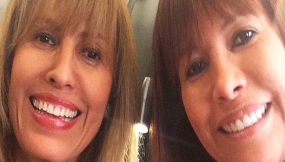 Magaly Medina y su hermana se encuentran en Miami, Estados Unidos. (Foto: @magalymedinav)