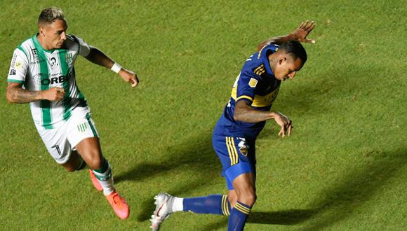 Boca Juniors vs. Banfield: final de la Copa Diego Maradona | Foto: REUTERS