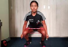 """Inés Melchor: """"Ahora debemos demostrar lo que el deporte nos ha enseñado"""""""