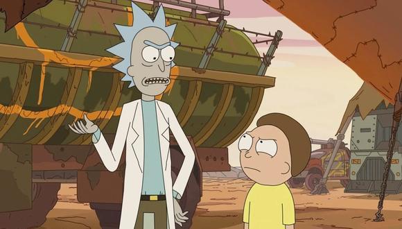 """""""Rick and Morty"""" y sus personajes más odiados (Foto: Adult Swim)"""