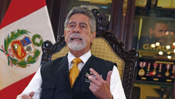 Francisco Sagasti pidió esperar con tranquilidad y confianza los resultados de la segunda vuelta electoral (Foto: Presidencia)