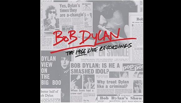 """Bob Dylan: comentamos su álbum """"The 1966 Live Recordings"""""""