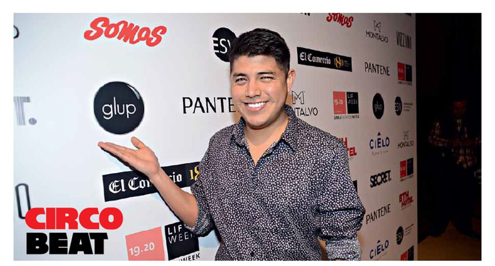 CLICK AQUÍ. Jesús Ramírez de Glup. Country Club Lima Hotel, San Isidro.