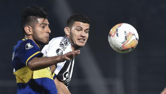 Zambrano disputó la fase de grupos de la Copa Libertadores y luego no tuvo aparición en el torneo. (Foto: AP)
