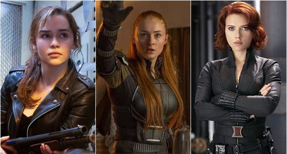 Actrices que se volvieron estrellas de acción en los últimos 10 años. (Foto: Difusión)