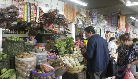 La medida busca impulsar los mercados de abastos. (Foto: GEC)