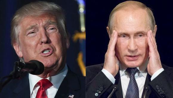 "Donald Trump: ""No adoro a Vladimir Putin, pero tampoco lo odio"""