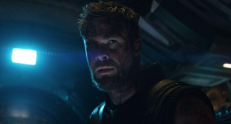 Estas son las imágenes del tráiler de Avengers Infinity War en HD. | Foto: Marvel