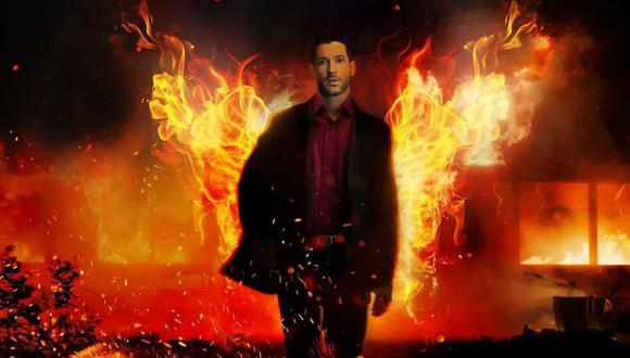 """Lucifer"" está protagonizada por Tom Ellis (Foto: Netflix)"